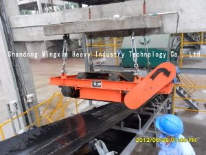Rcyq- Light Permanent Magnet Self Discharging Type Magnetic Separator pictures & photos