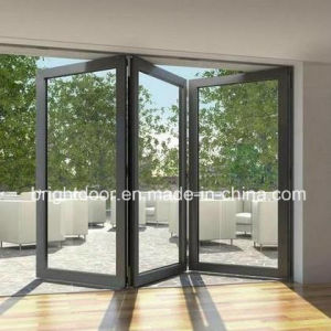 China 3 Panels Aluminium Folding Door, Bifold Door, Bifolding Door ...