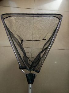 Folding Landing Net -Fishing Net - Fishing Tackle-Fishing Equipment (YJB-50501802) pictures & photos