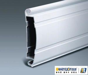 64mm Aluminum Roller Door Slat pictures & photos
