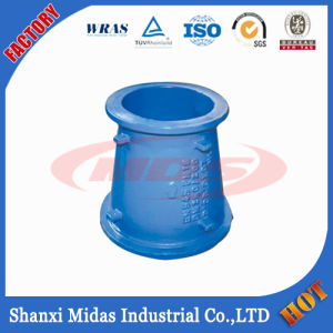 Ggg50 Ductile Cast Iron Pipe Fiitting Double Flanged Reducer pictures & photos
