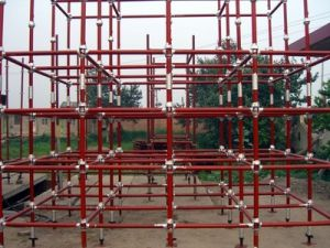 Factory/Steel Cuplock System Scaffolding pictures & photos