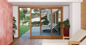 Commercial Aluminum Windows Entry Doors pictures & photos