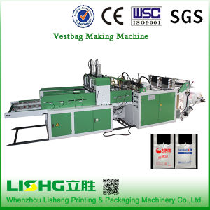 Plastic Shopping Bag Making Machine pictures & photos