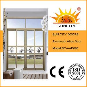 Economic Single Swing Aluminum Alloy Doors (SC-AAD037) pictures & photos