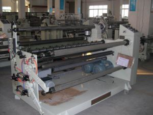 Silicon Foam Tape Slitting Machine (FQ-1300) pictures & photos