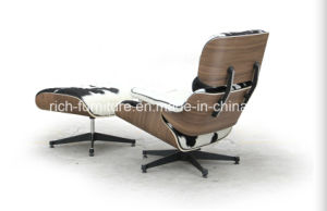 Pony Leather Charles Eames Lounge Leisure Chair (RF-388) pictures & photos