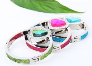 Fashion Bracelet Bag Hanger for Women and Girl pictures & photos