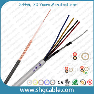 Mil Standard RF Coaxial Cable Rg174/U pictures & photos