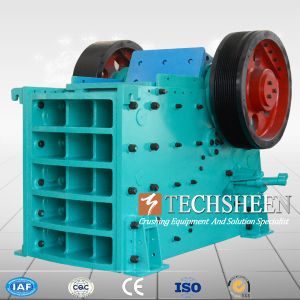 High Quality Jaw Crusher Techsheen Heavy Machinery pictures & photos