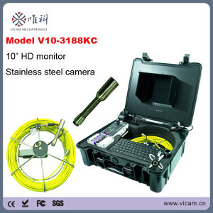 Durable Pipe Camera Inspection Equipment with DVR Recording and Keyboard pictures & photos