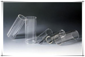 100% Virgin Transparent Acrylic Tube, Pipe pictures & photos