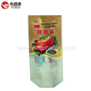 Food Plastic Packaging Bag for Sweet Sauce