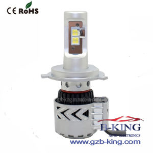 Newest CREE H4 H/L G8 6000lm Mini Auto LED Headlight pictures & photos