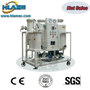 Tvp20 Multistage Filtering Waste Lubricanting Oil Motor Oil Purification System pictures & photos