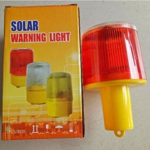 LED Solar Road Cone Lights (JS-05) pictures & photos
