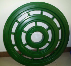 PU Wheel, PU Valves Wheel pictures & photos