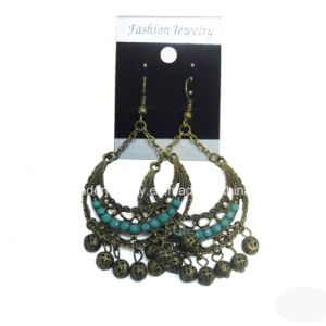 Earrings Antique Bronze Plated Jewelry for Girls Fashion Jewelry