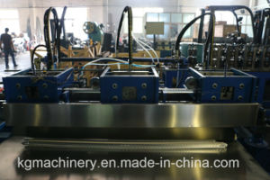 Fully Automatic Gi and PPGI T Grid Roll Forming Machine pictures & photos