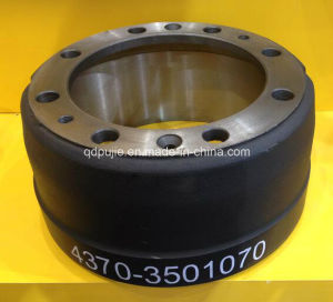 4370 3501070 Truck Brake Drum pictures & photos