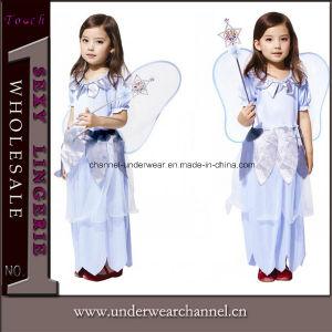 Wholesale Santa Girl Party Fairy Dress Children Costume (TCQ018) pictures & photos