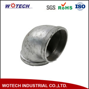 Sand Casting Galvanized Aluminum Pipe Fittings pictures & photos