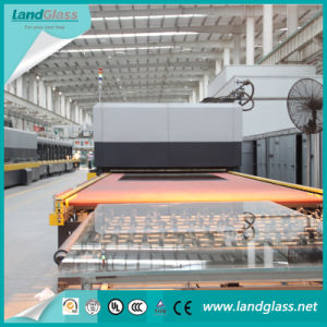Luoyang Landglass Glass Tempering Furnace Machine Production Line pictures & photos