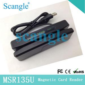 Msr135u Smart USB Magnetic Card Reader pictures & photos