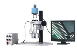 3D Motorized Video Zoom Microscope (3D Scope-3045) pictures & photos