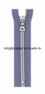 5# Nylon Silver-Plating Tooth Closed-End Zipper