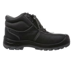 Men Leather Comfort Work Shoes pictures & photos