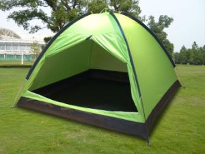 Double Skins Family Camping Tent pictures & photos