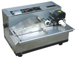 High Speed Semi-Auto Date Code Printer / Inkjet Printer /Solid Ink Coding Machine (MY-380)