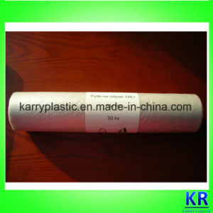 Big Size of HDPE Trash Bags on Roll pictures & photos