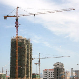 Tower Cranes Qtz6024 Made in China by Hsjj pictures & photos
