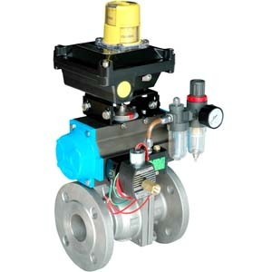 Da/Sr Pneumatic Actuators