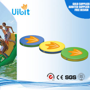 Water Amusement Park Equipment for Children or Adults (Wiggle Discs)