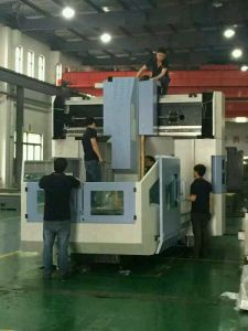 Large Gantry CNC Machining Tool Series with Taiwan Technology (GFV-3027)) pictures & photos