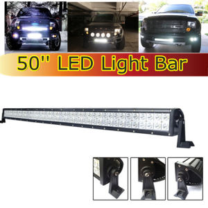 "288W 50"" Epistar/ CREE Straight LED Light Bar pictures & photos"