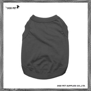 Classic Basic Dog Tank Top Spt6003 pictures & photos