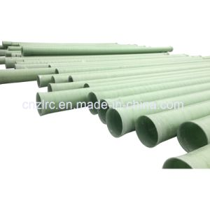 FRP GRP Fiberglass Pipe for Sewage Water Treatment pictures & photos