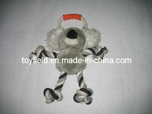 Rope Dog Pet Kola Vinyl Tug Chew Animal Toy pictures & photos