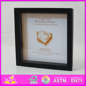2014 Hot Sale New High Quality (W09A020) En71 Light Classic Fashion Picture Photo Frames, Photo Picture Art Frame, Wooden Gift Home Decortion Frame pictures & photos
