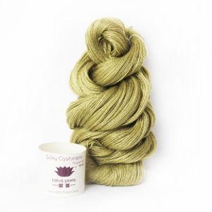 Silky Cashmere Fingering Yarn
