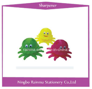 Plastic Sharpener with Octopus Shape pictures & photos