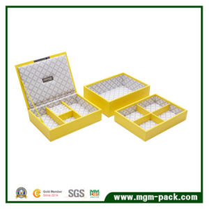 Colorful Custom Thick Plastic Jewelry Box pictures & photos
