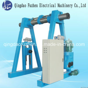 Cable Extruder Take-up and Pay-off Machine pictures & photos