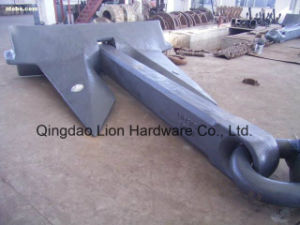 Stockless Mooring Anchor with ABS Lr BV CCS Dnv pictures & photos