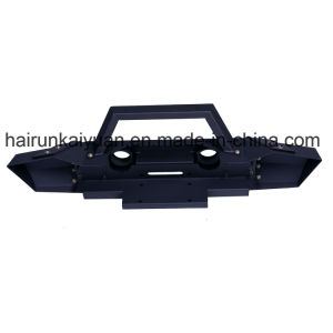 Front Bumper for Jeep Wrangler 07+ Textured or Sand Blk pictures & photos