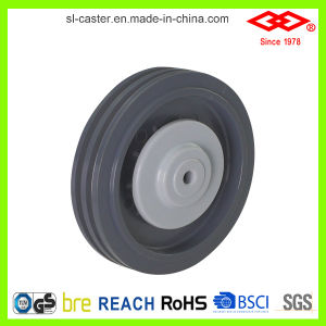 "5"" Escalator Castor Wheel (G143-26E125X33) pictures & photos"